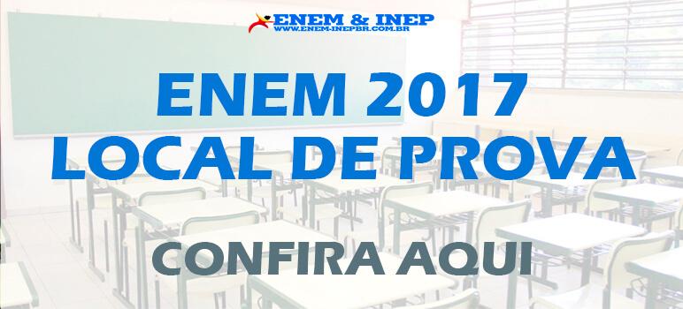 local-de-prova-do-enem-2017